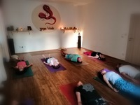 Lekce v Yoga Lokah